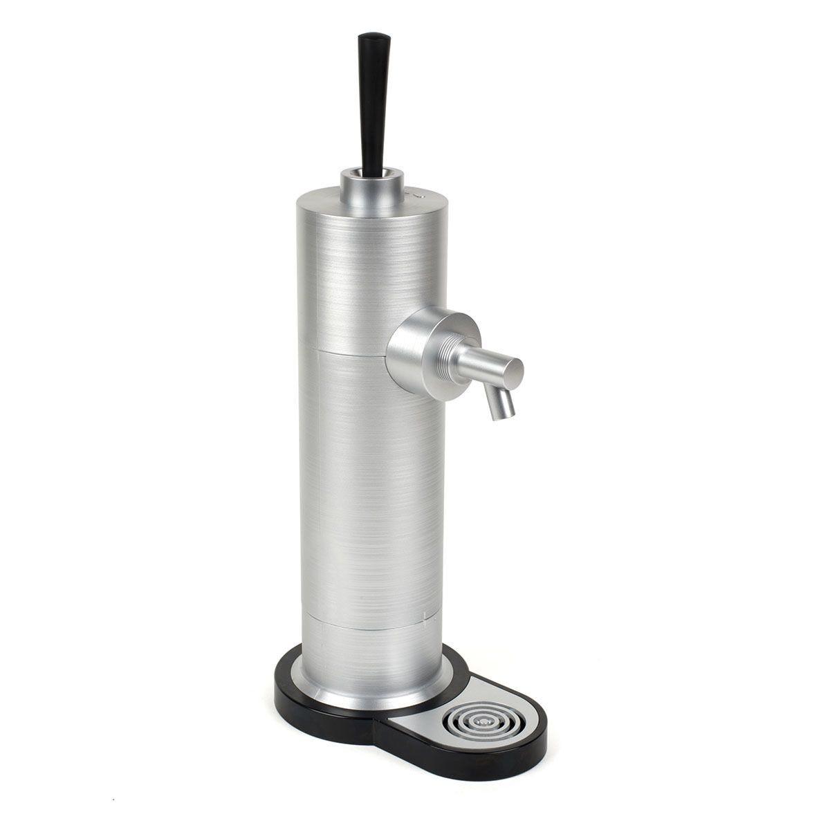 Giles & Posner EK3755P Beer Draft Dispenser - Silver