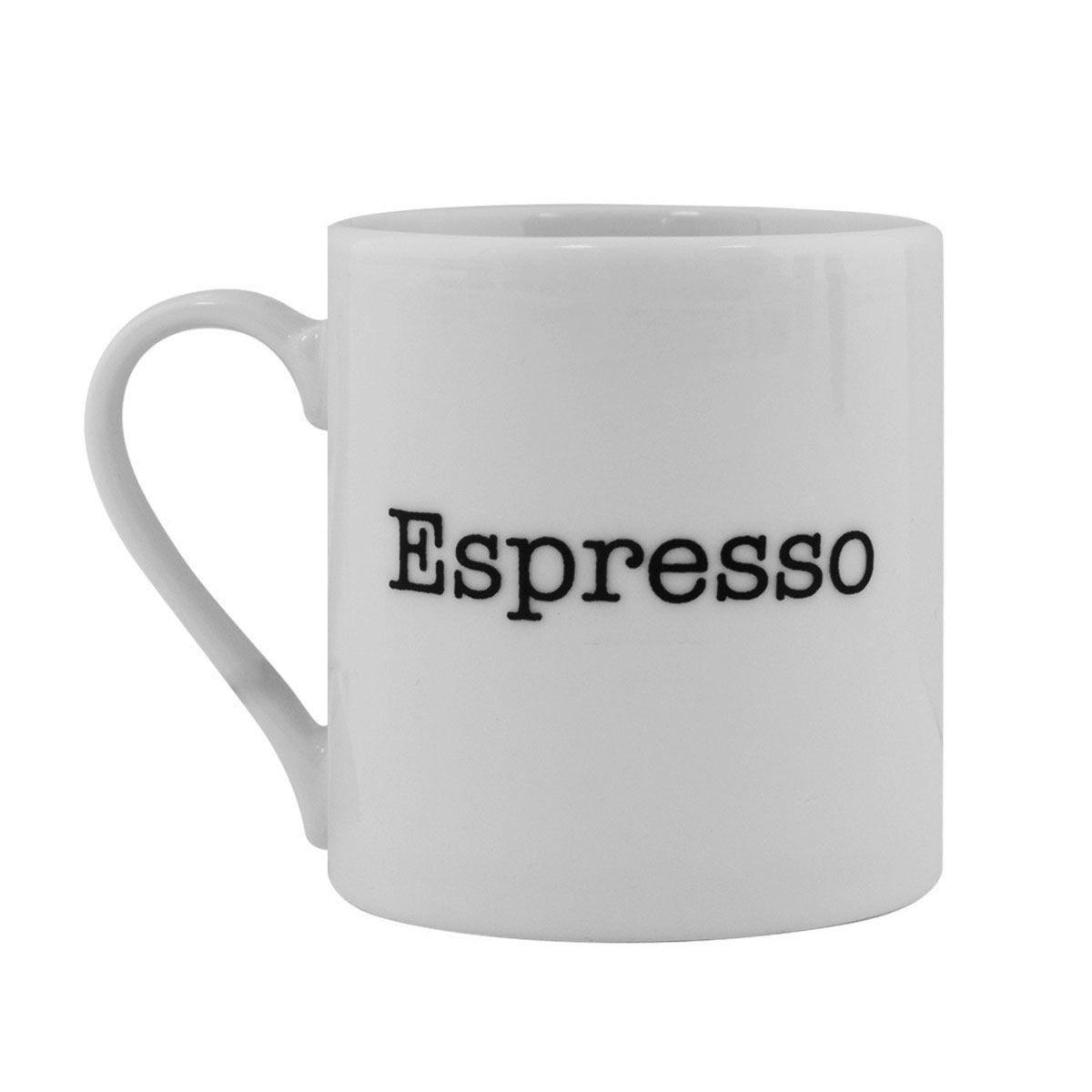 Espresso Mug - White
