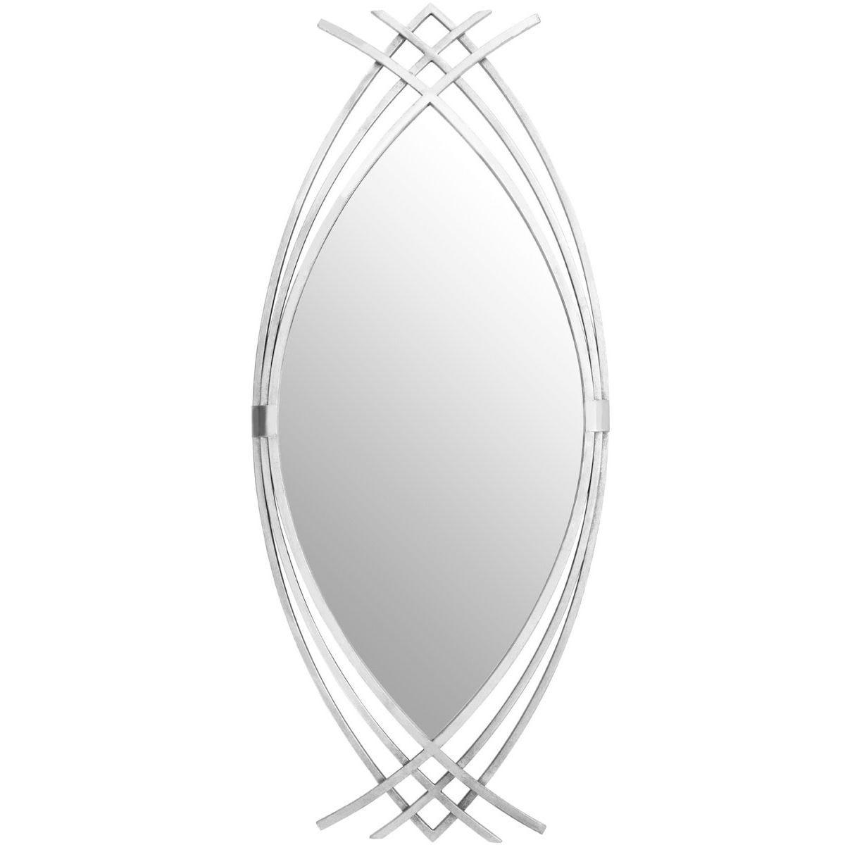 Premier Housewares Farran Oval Wall Mirror