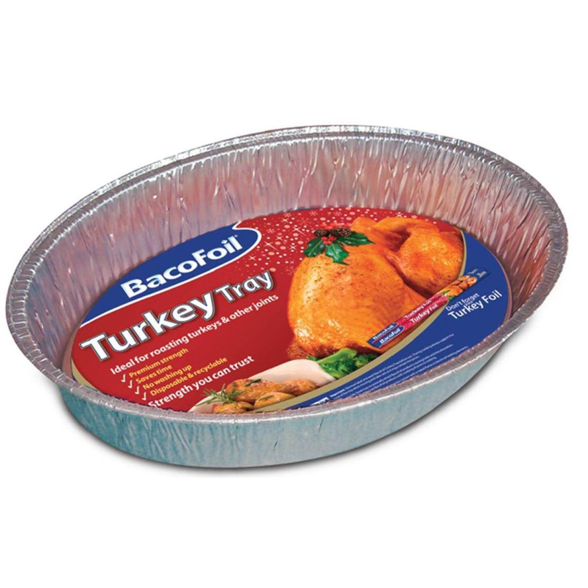 Bacofoil Turkey Trays