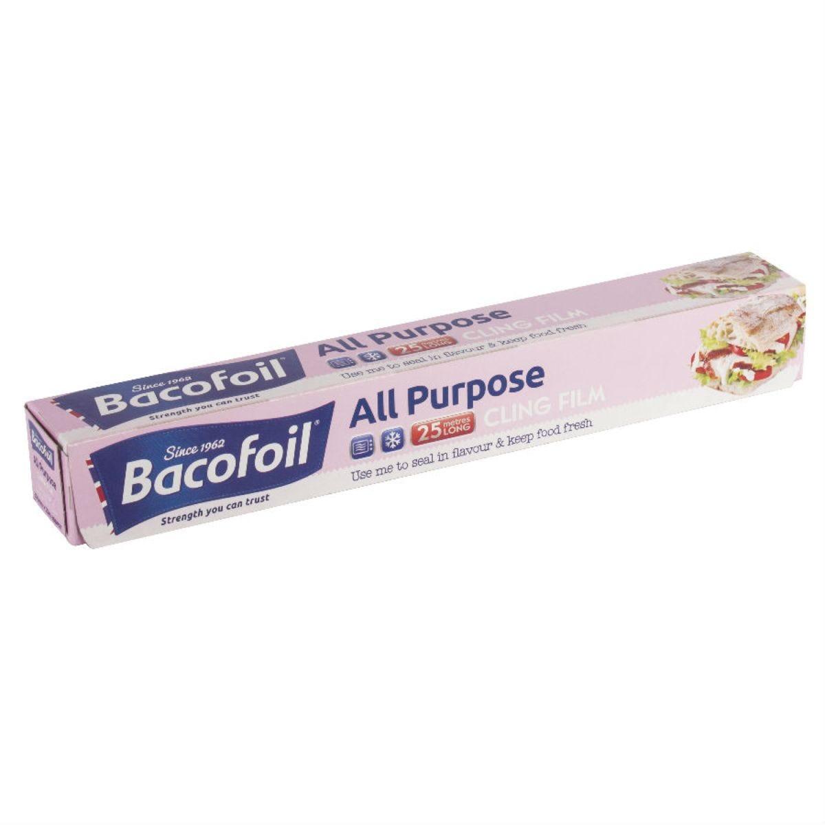 Bacofoil All-Purpose Cling Film – 25m