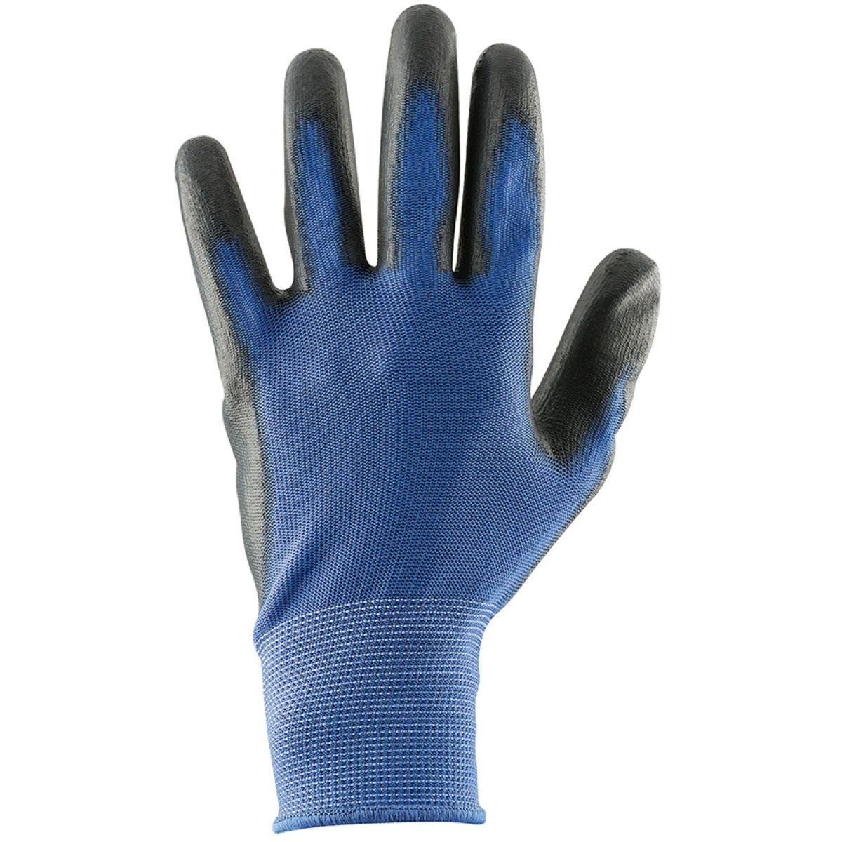 Draper Large Skin-Fit Touch Screen Gloves - Blue