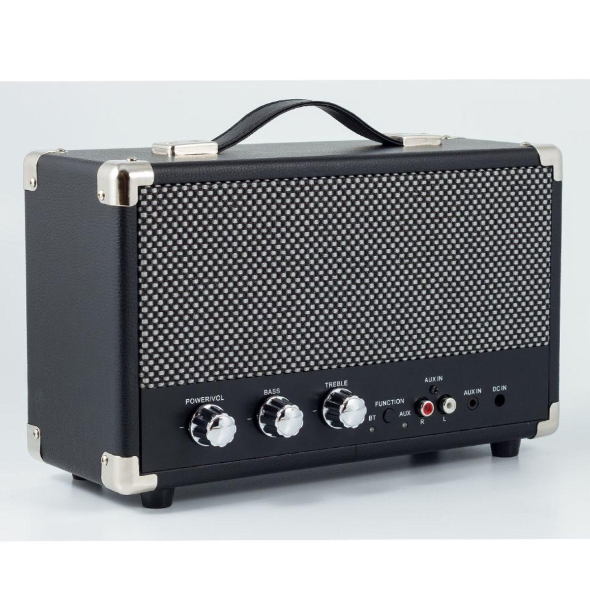 GPO Westwood Bluetooth Speaker – Black
