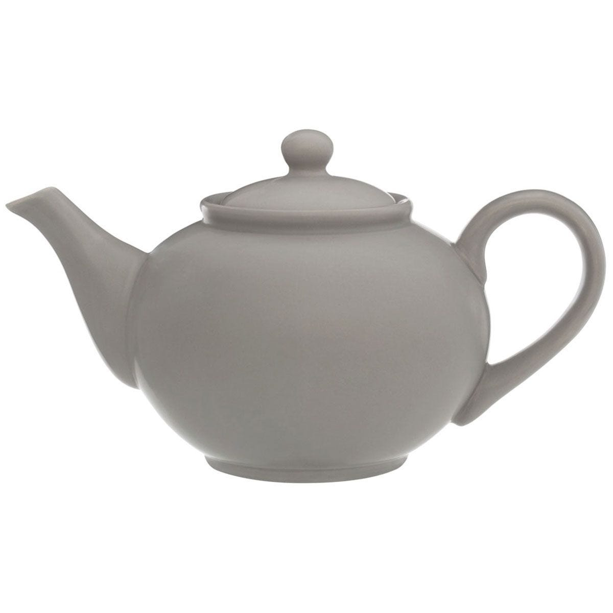 Premier Housewares 1.3L Teapot - Grey