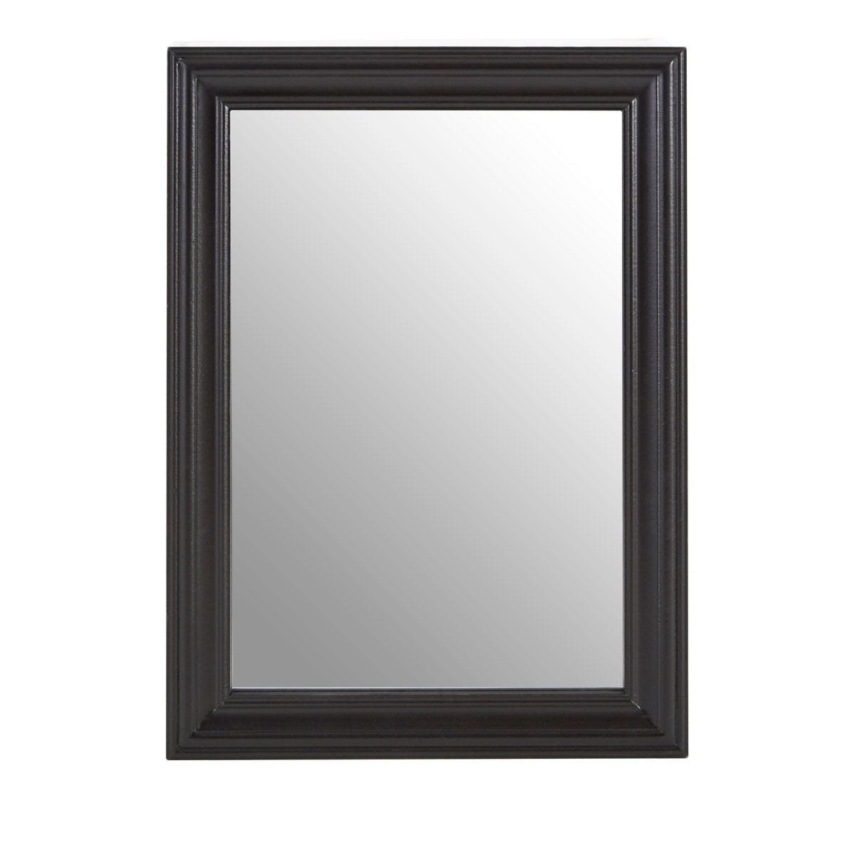 Premier Housewares Henley Mirror - Black
