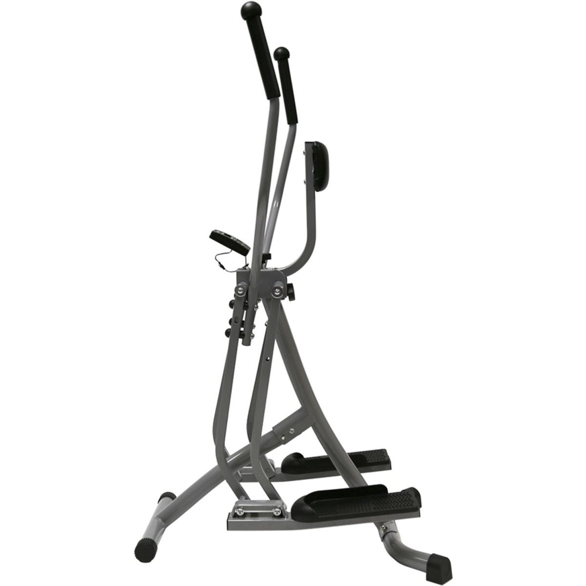 Charles Bentley Fitness Air Walker With Electrical Display Gravity Exercise Strider
