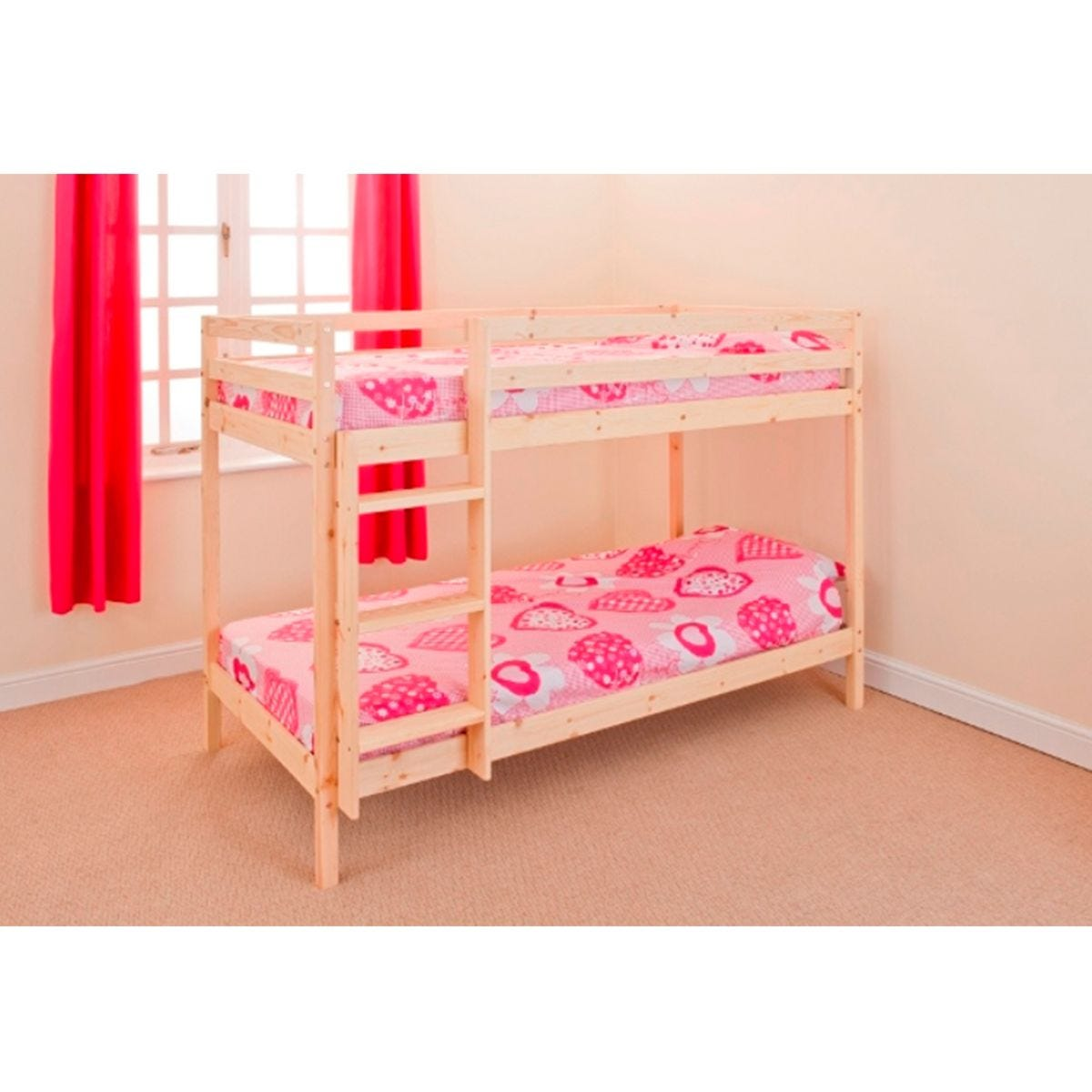 Hillingdon Bunk Bed - Caramel
