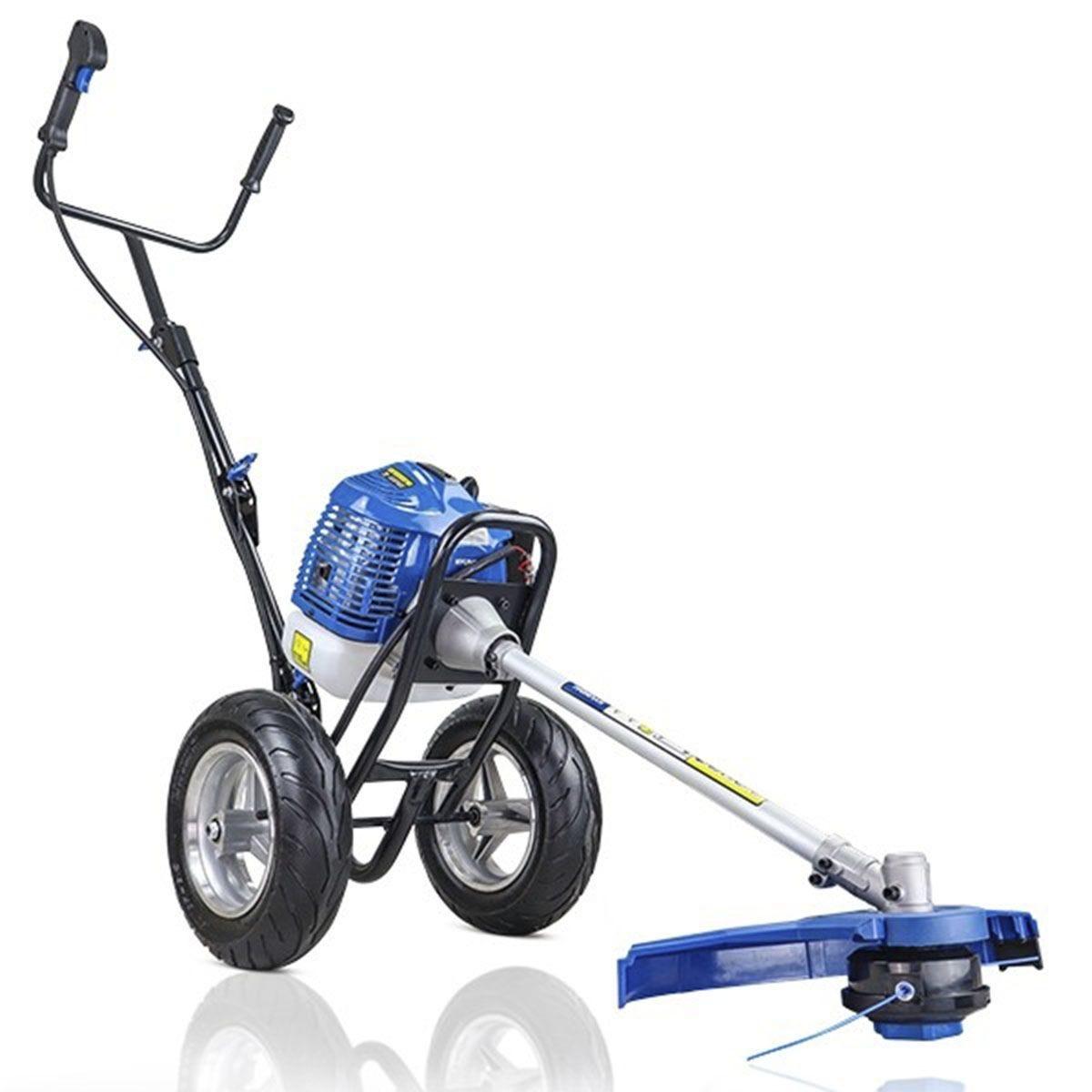 Hyundai HYWT5200X Wheeled Grass Trimmer