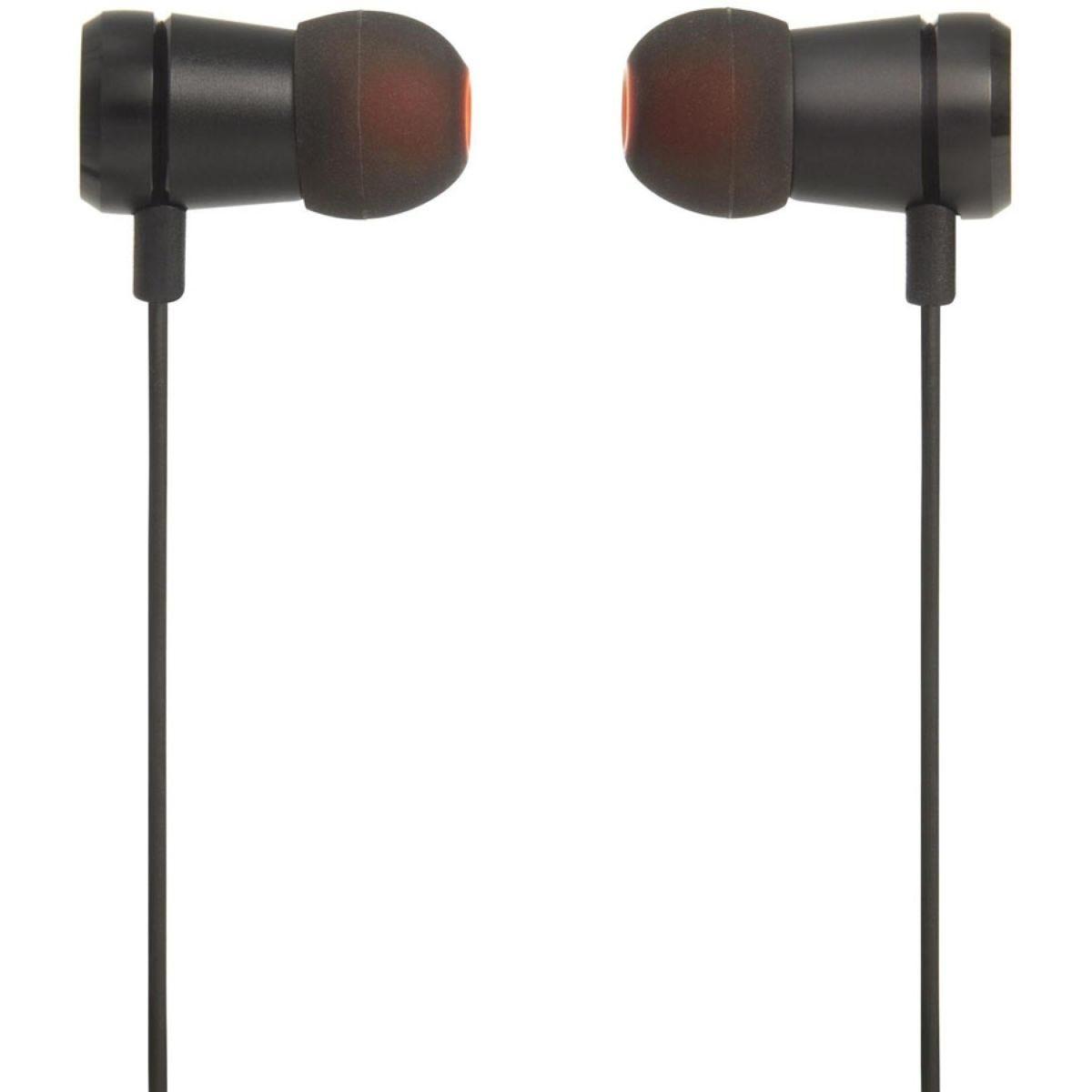JBL T290 In-Ear Headphones - Black