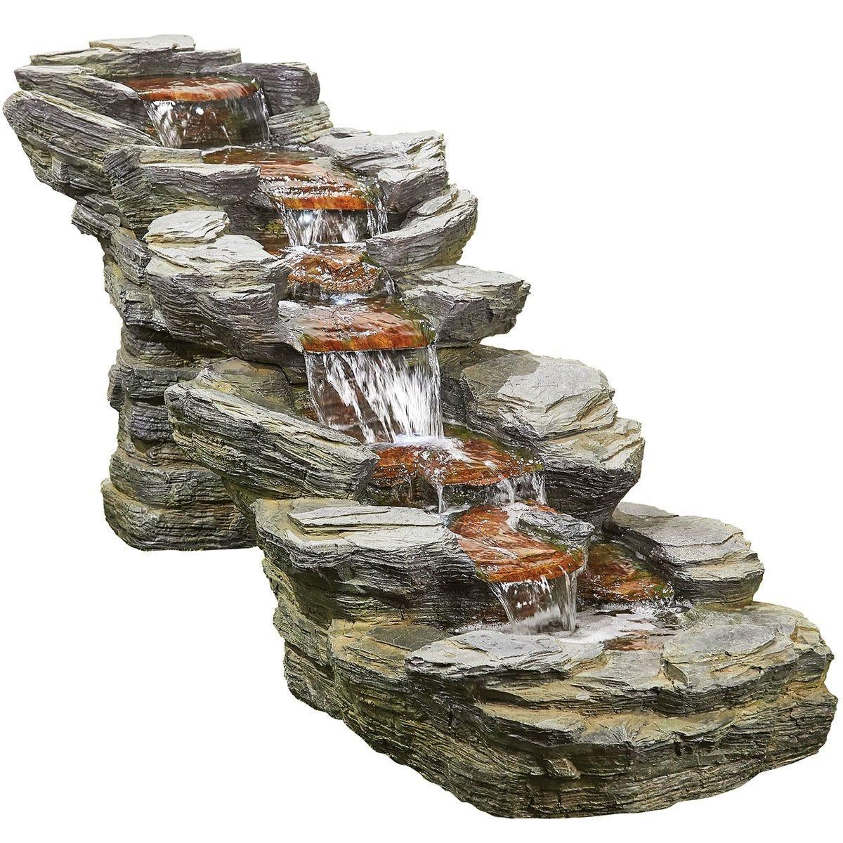 Kelkay Rocky Creek Water Feature