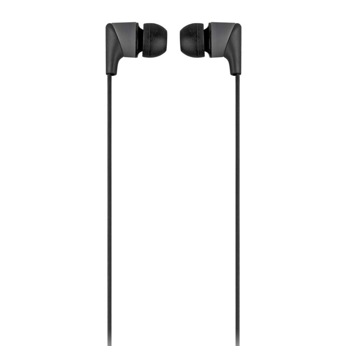 Kitsound Bounce Bluetooth In-Ear Headphones – Black