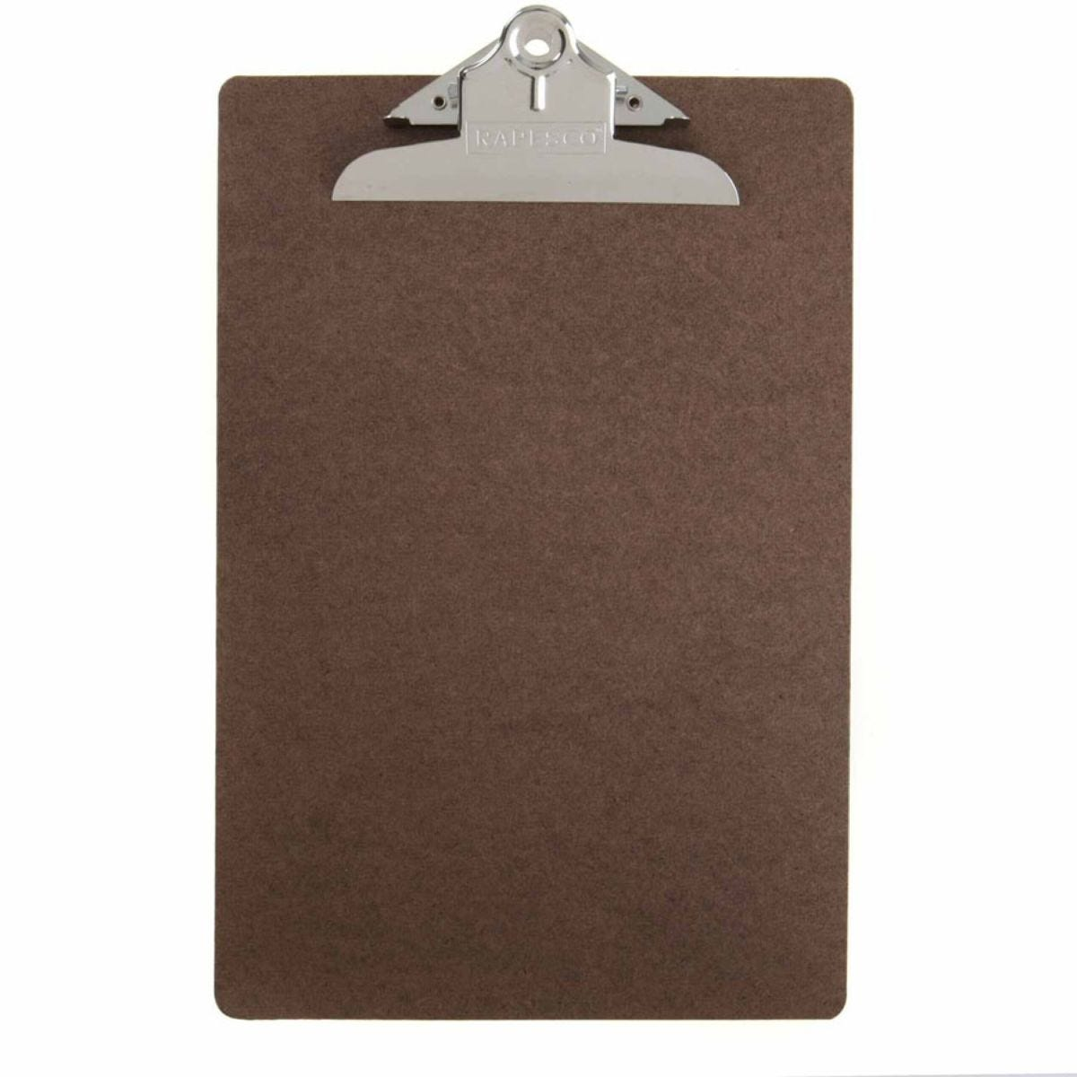Kraft A4 Clipboard - Brown