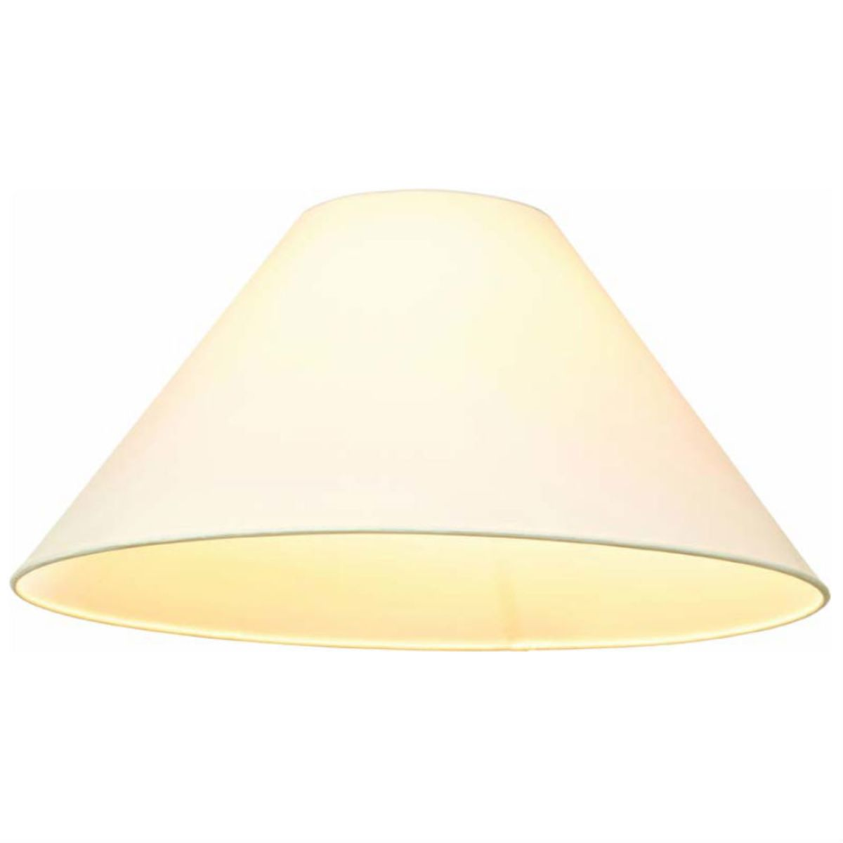 Village At Home Cotton Coolie Lampshade - 10-Inch