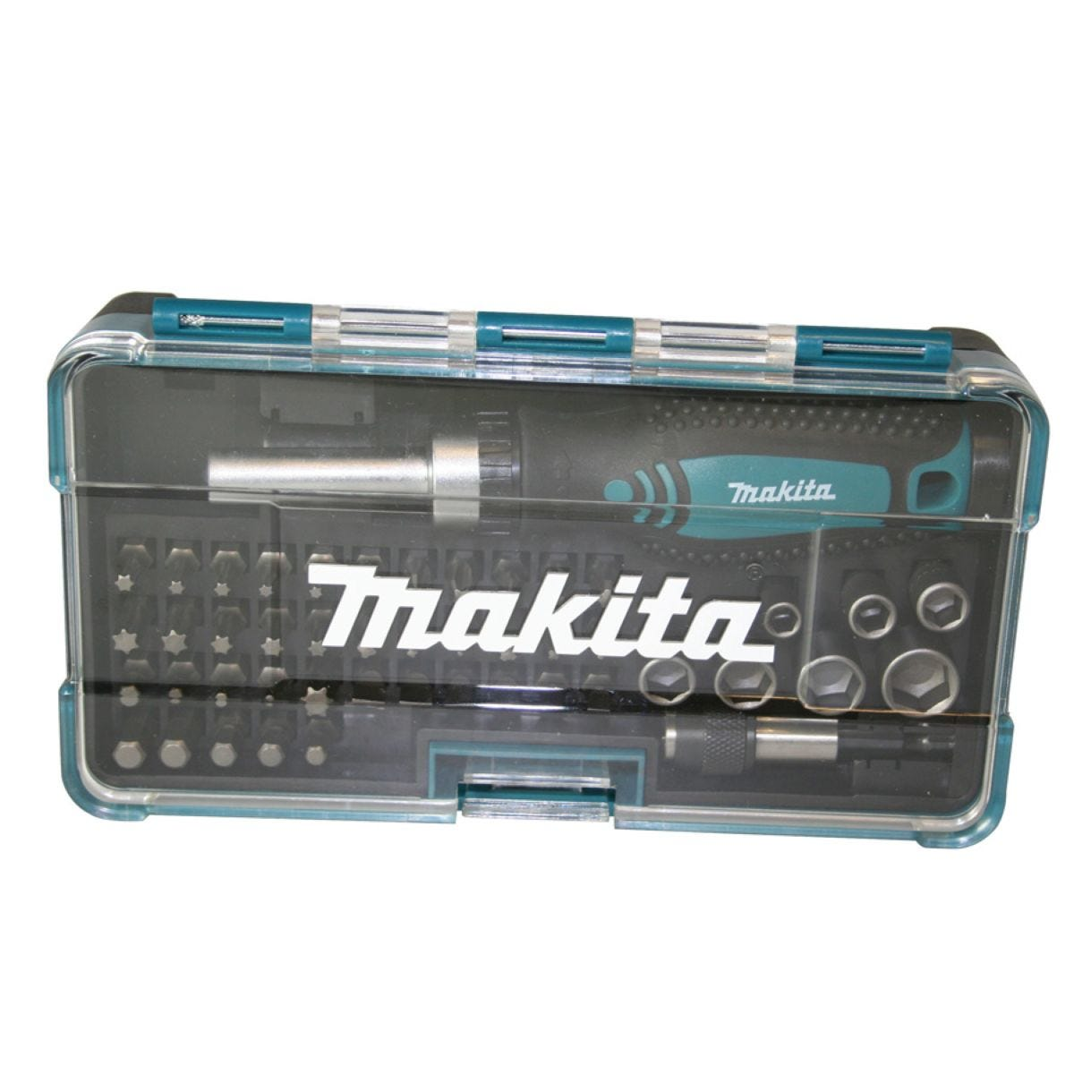 Makita 47-Piece Ratchet Screwdriver and Bit Set