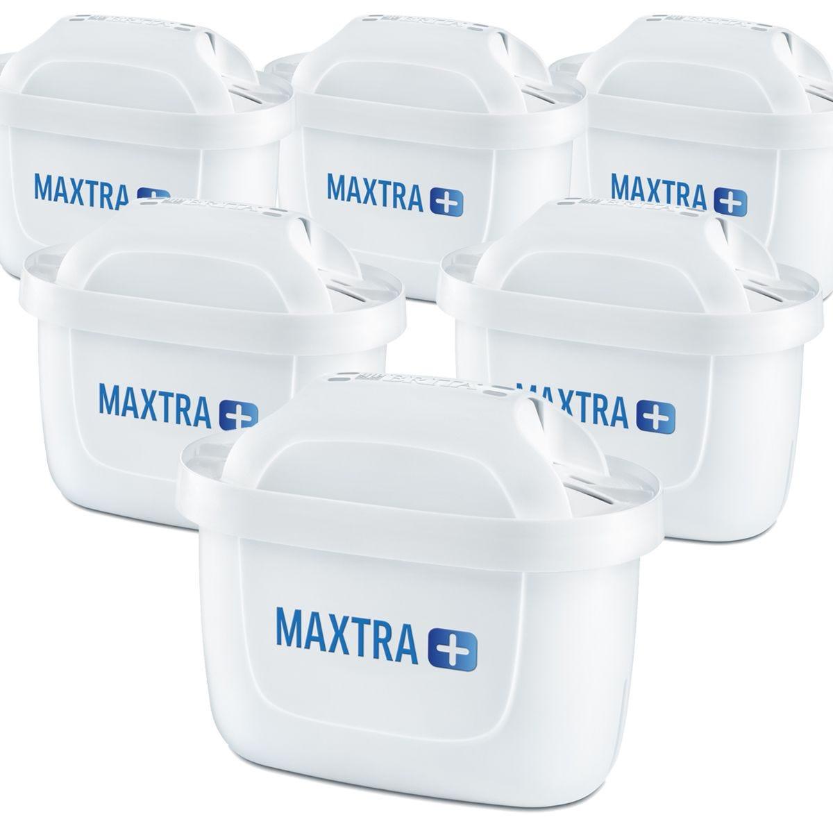 Brita Maxtra+ Water Filter Cartridges - 6 Pack