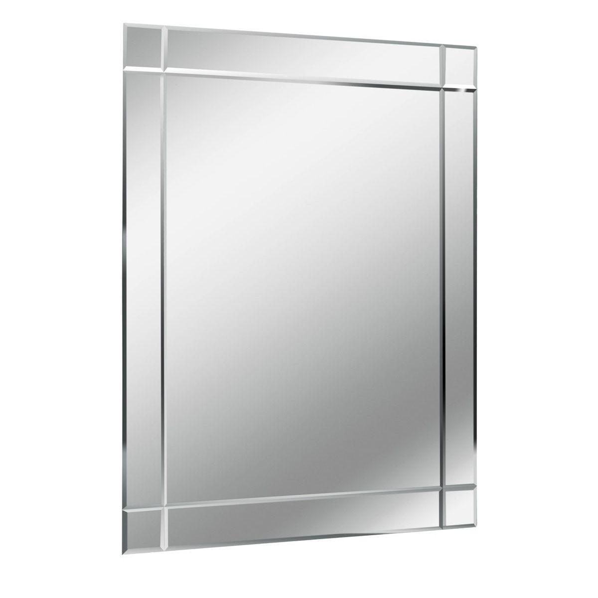 Premier Housewares Mirror - Etched Border