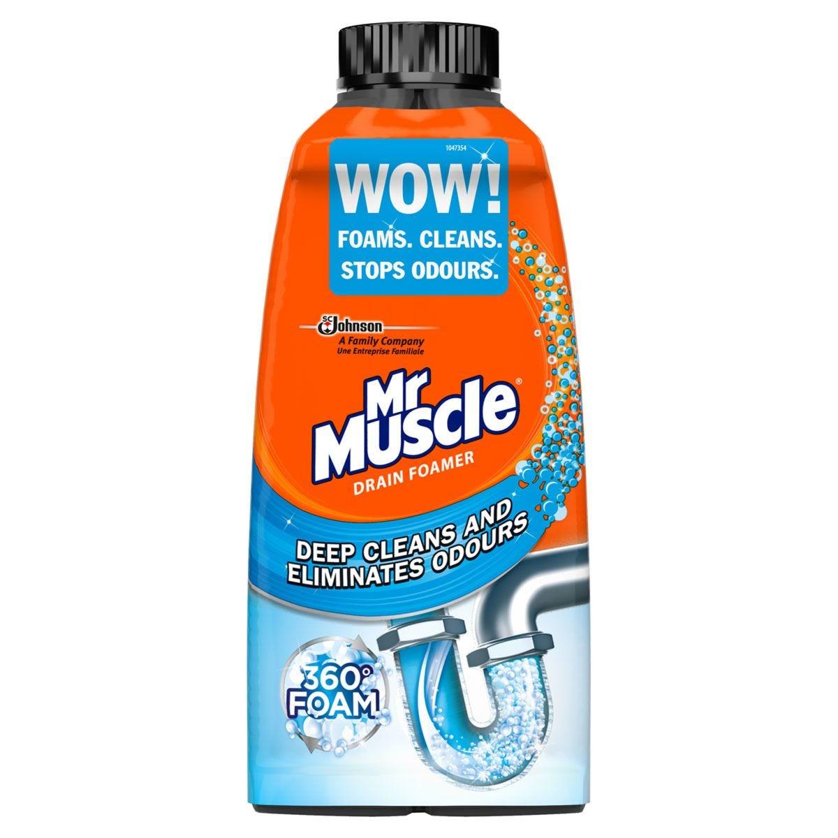 Mr Muscle Active Dual Foam - 500ml