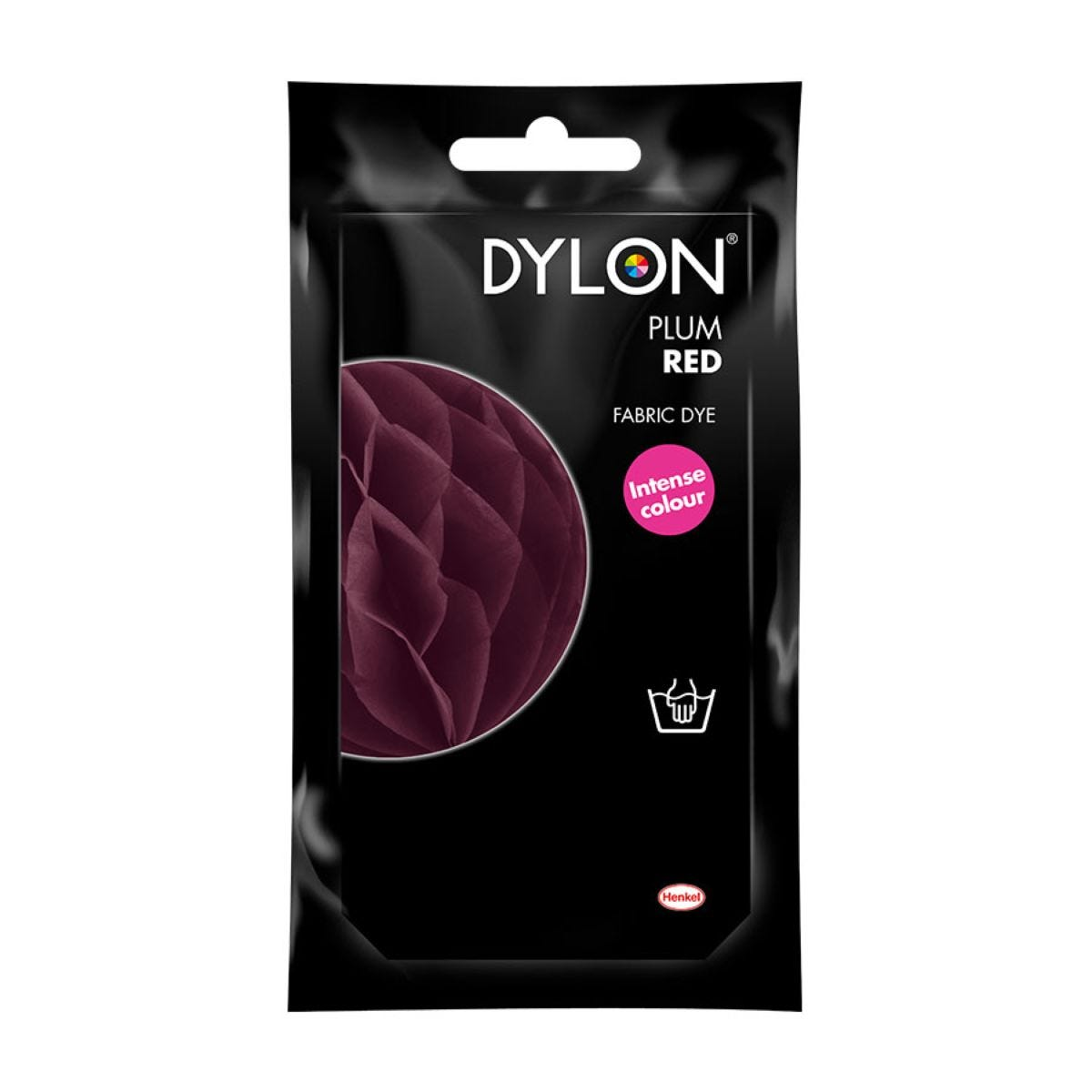 Dylon Hand Dye - Plum Red