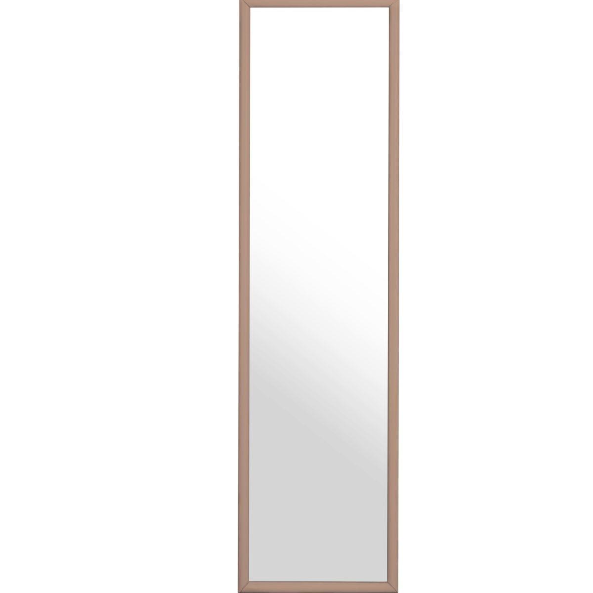 Premium Housewares Over Door Mirror - Copper