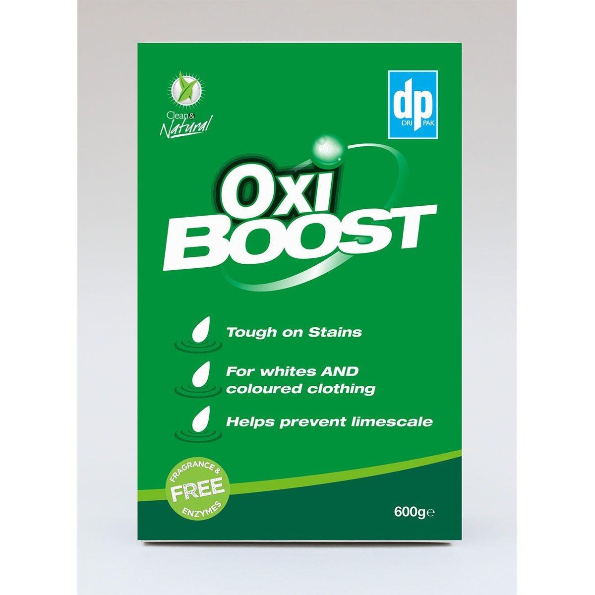 Dri-Pak Oxi Boost Stain Remover - 600g