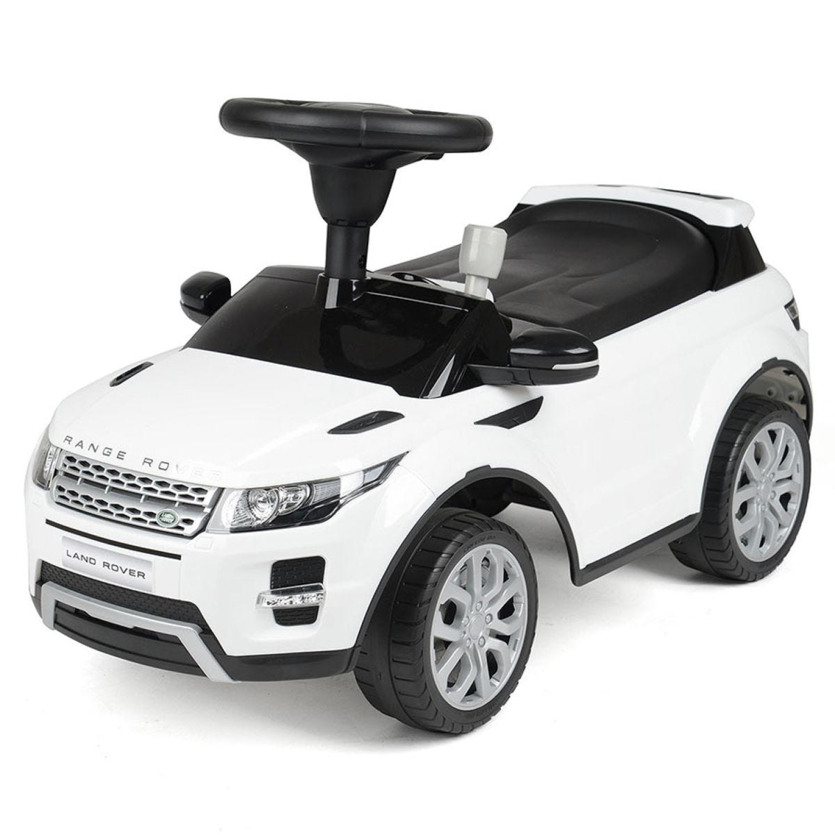 Range Rover Evoque Foot-to-Floor Ride-On
