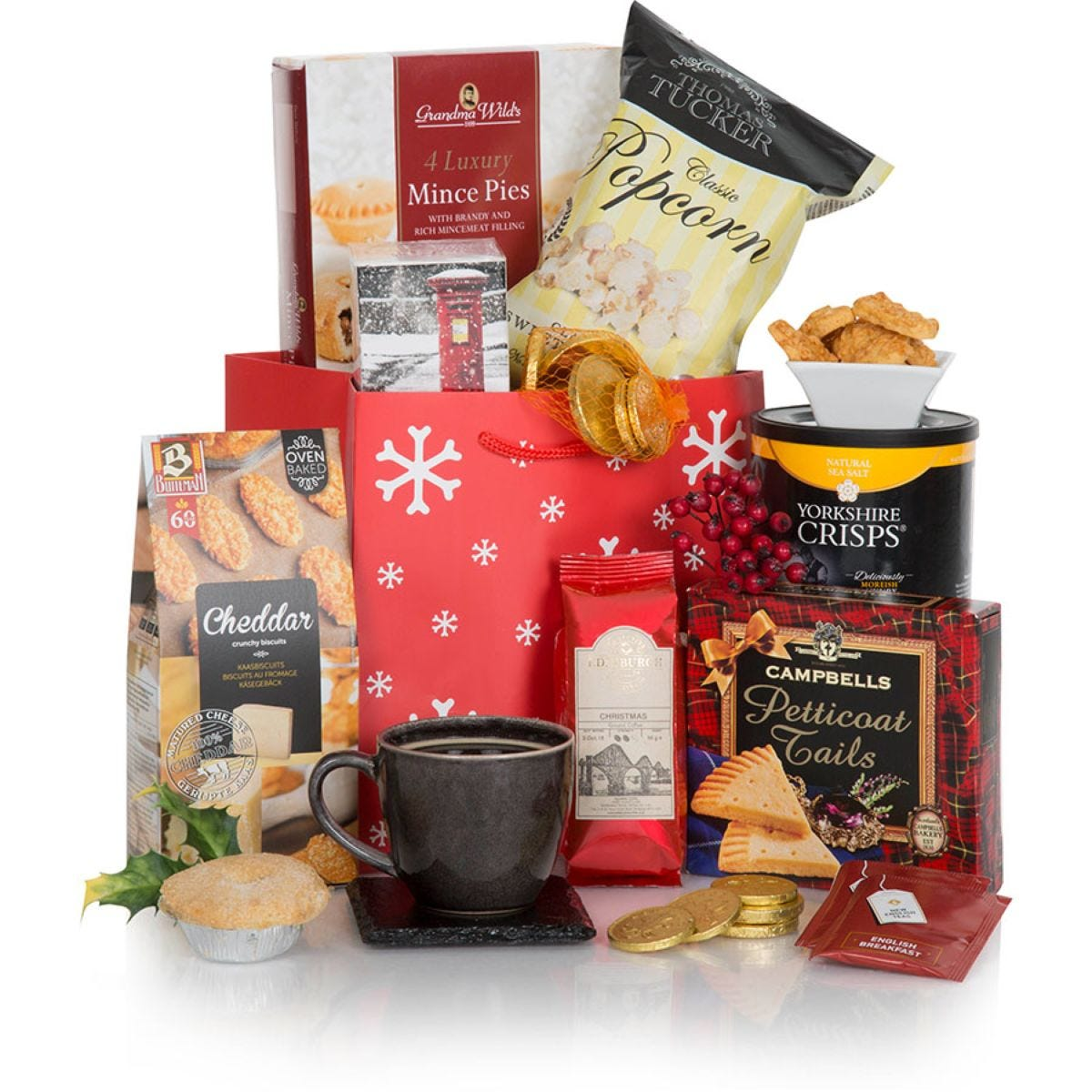 Clearwater Hampers A Little Taste Of Christmas