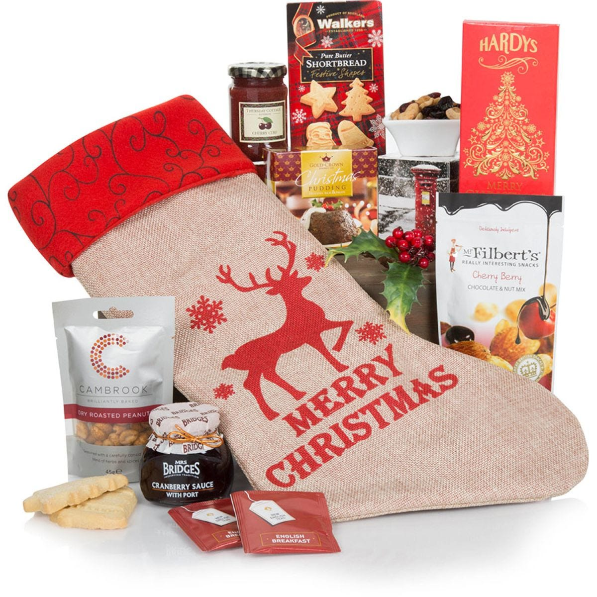 Clearwater Hampers Merry Christmas Gift Hamper