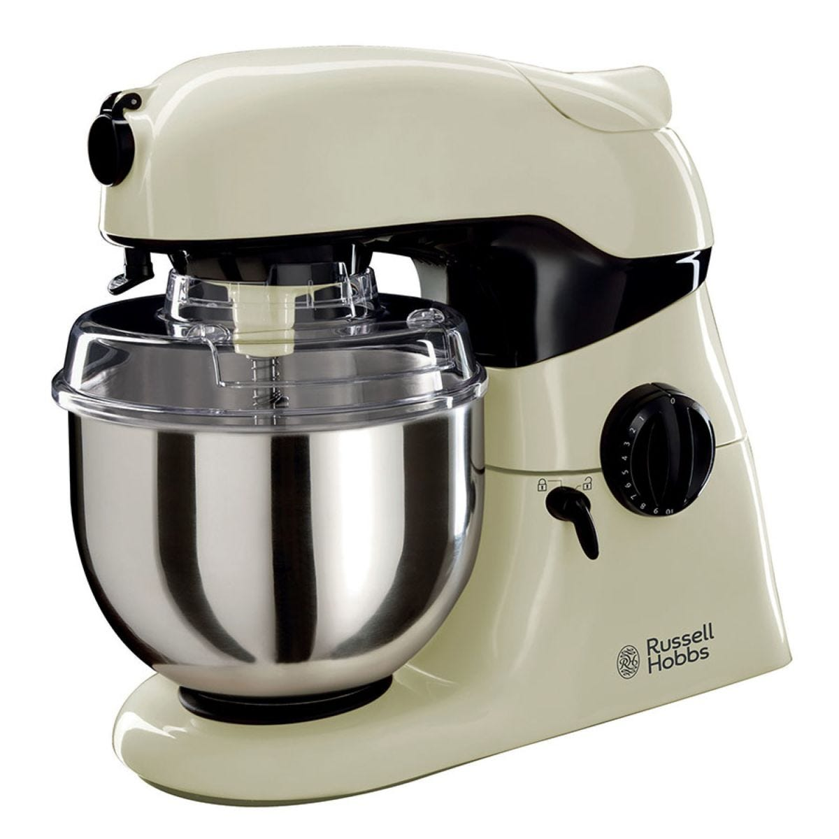 Russell Hobbs Creations Kitchen Machine Blender and Mixer - Cream