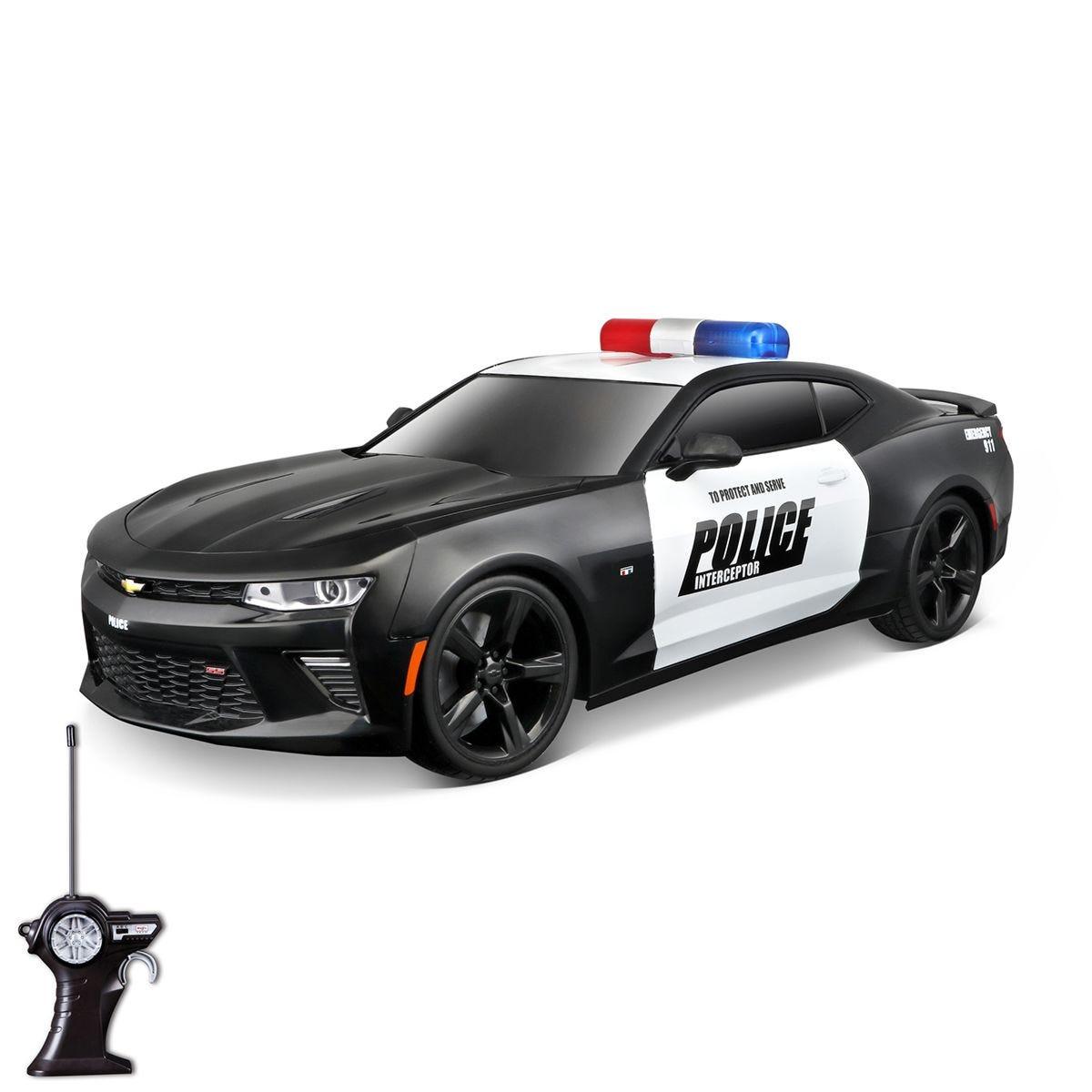 Maisto 1:14 RC Police Car
