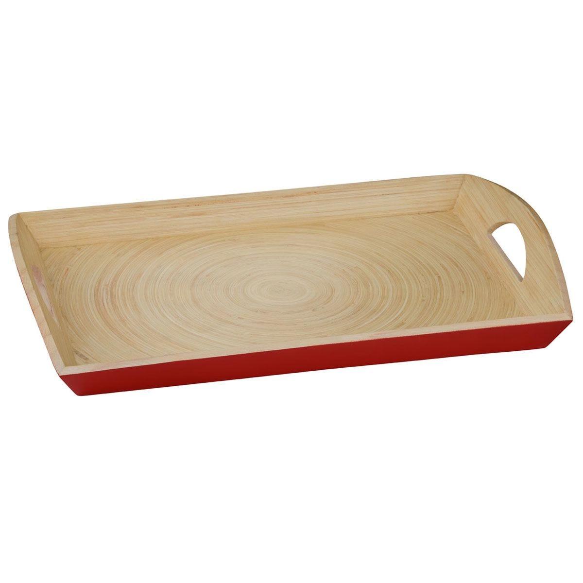 Premier Housewares Kyoto Tray - Red