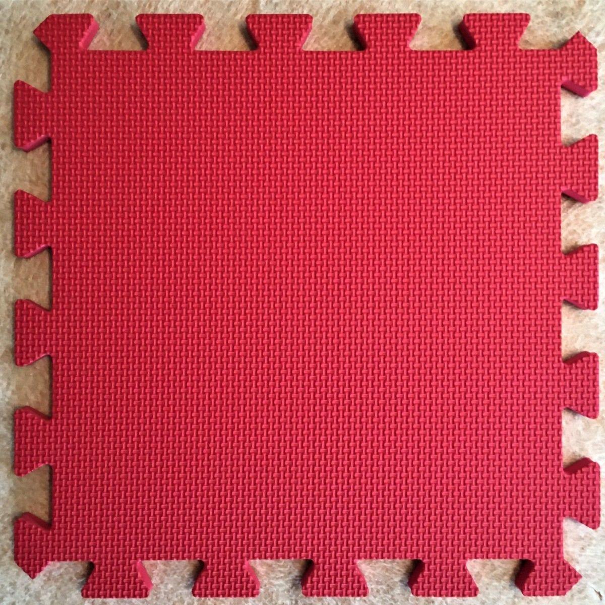 Warm Floor Playhouse Tiling Kit - Red