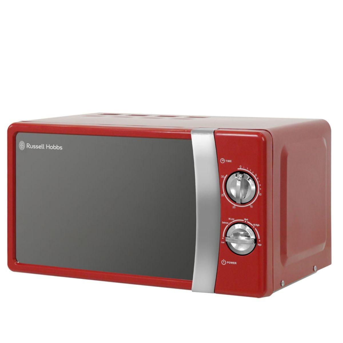 Russell Hobbs RHMM701R 700W 17L Manual Microwave -