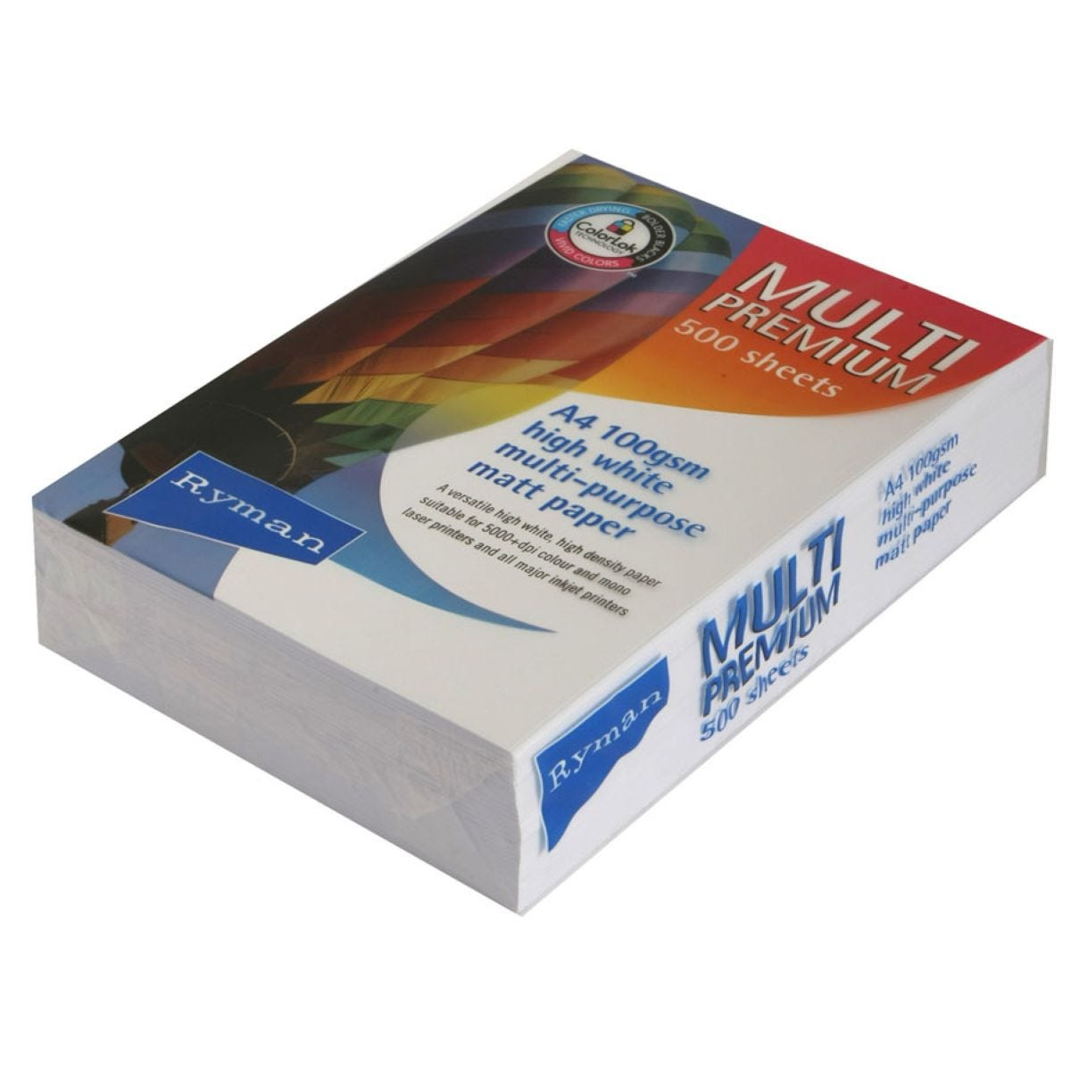 Ryman A4 Premium Copy Paper – 500 Sheets