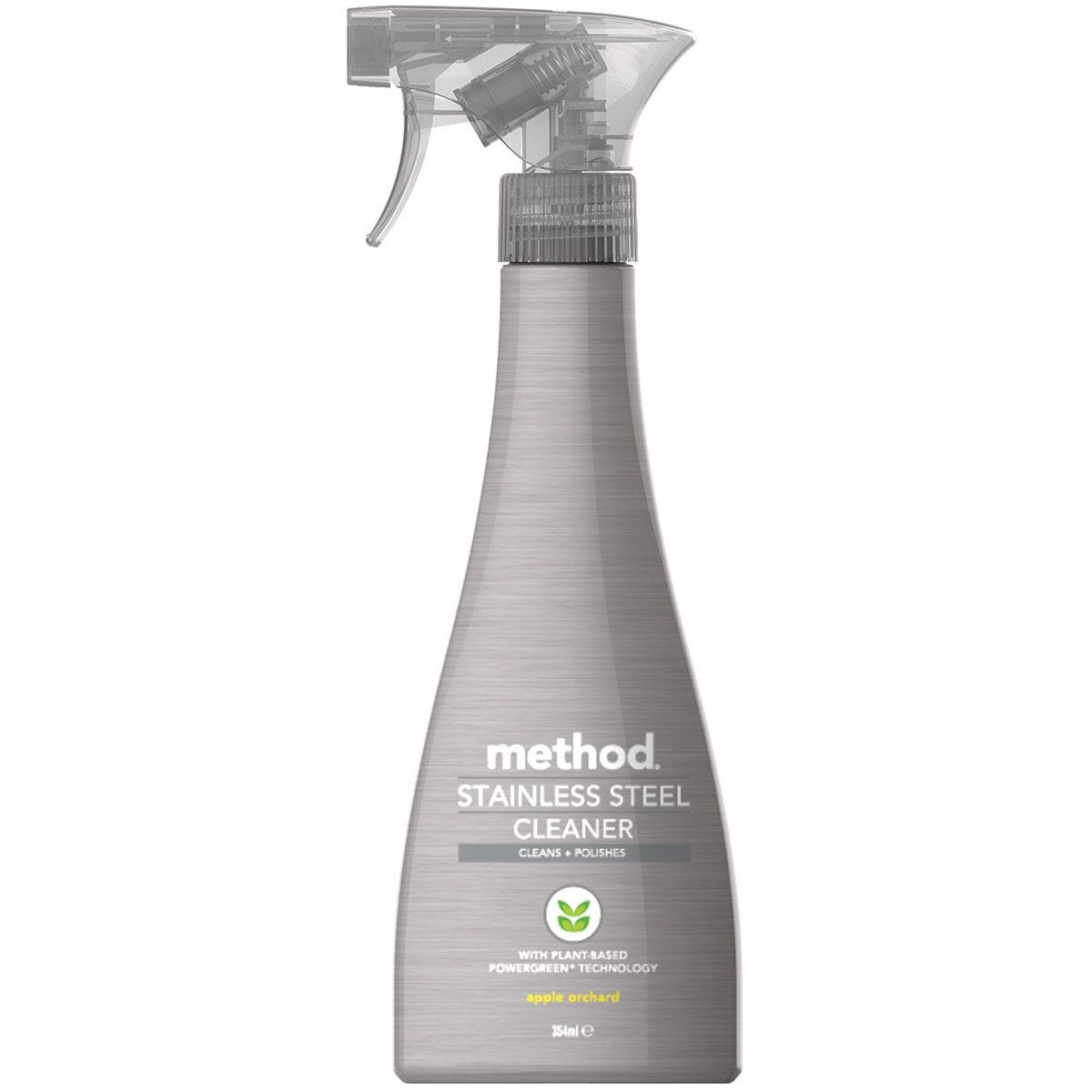 Method Stainless Steel Cleaner Spray - Apple Orchard