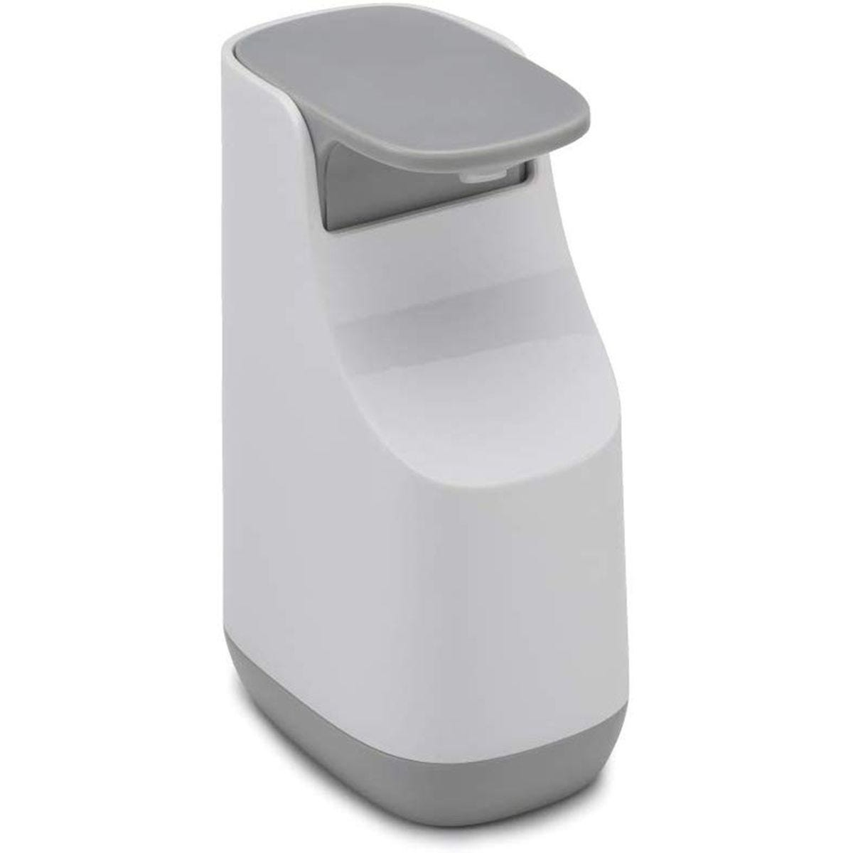 Joseph Joseph Slim Compact Soap Dispenser - Grey/White
