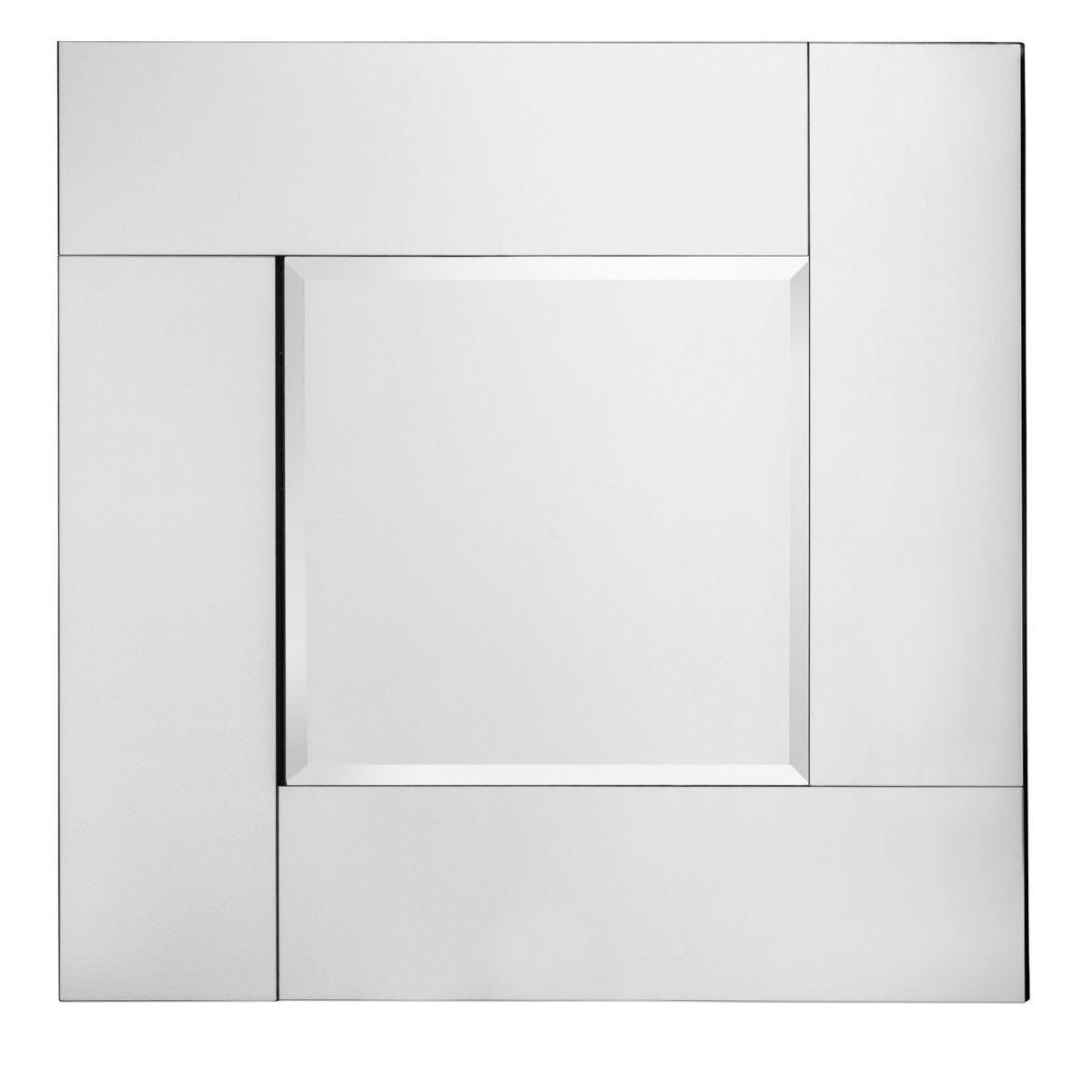 Premier Housewares Square Wall Mirror