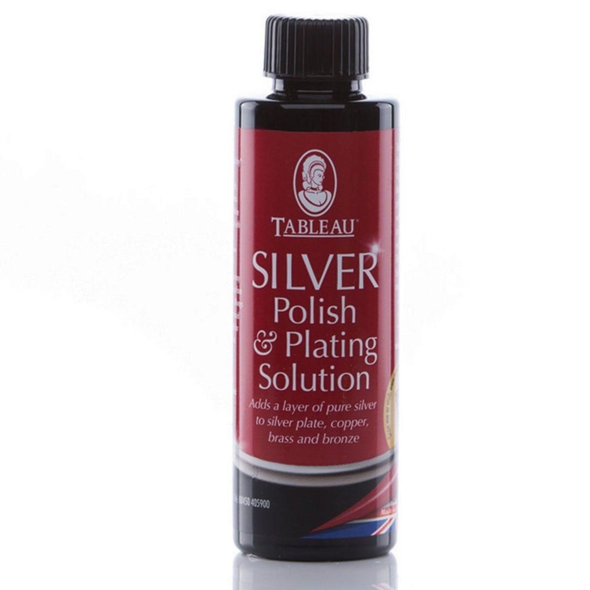Tableau Silver Polish & Plating Solution