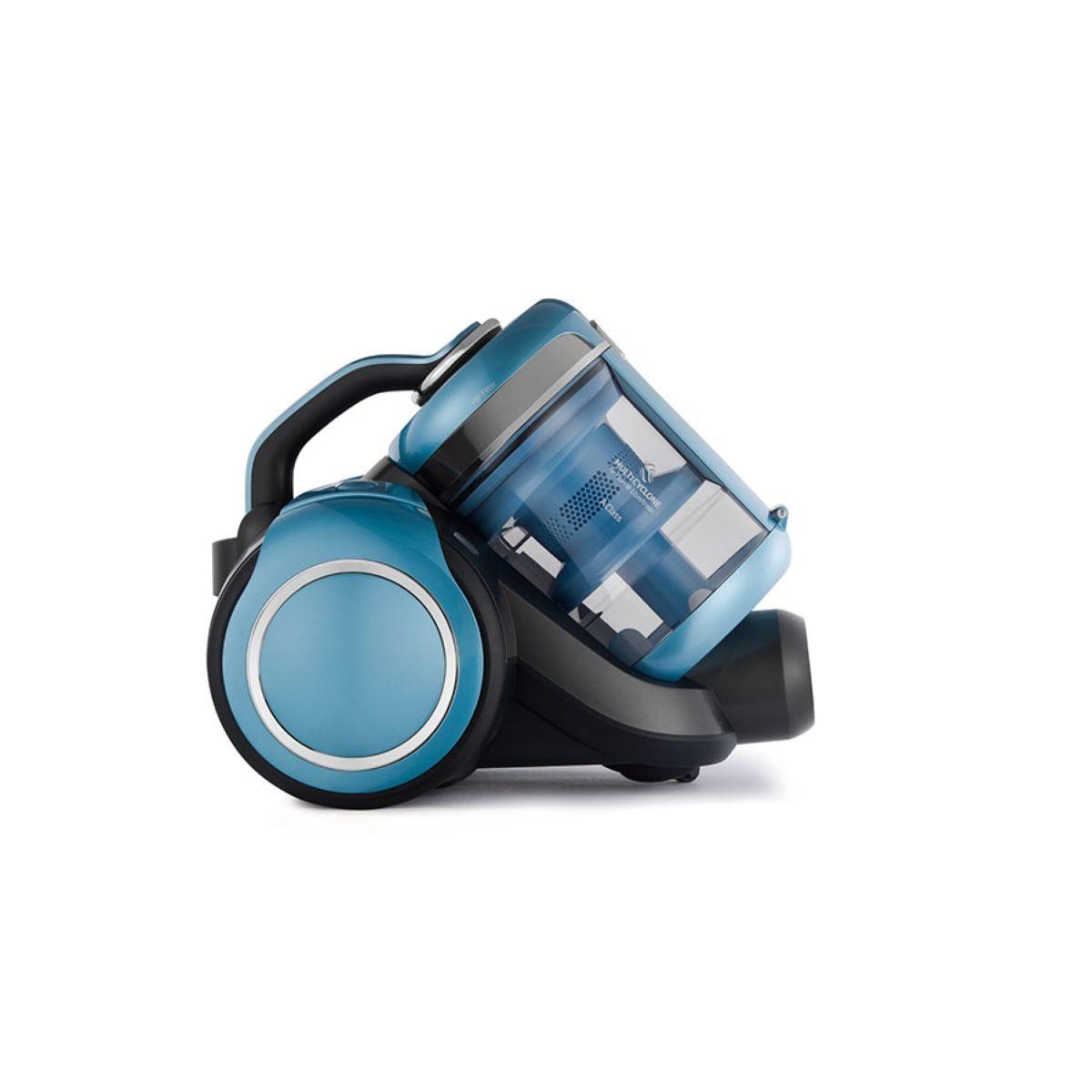 Beko VCM7180 Bagless Cylinder Vacuum Cleaner - Blue