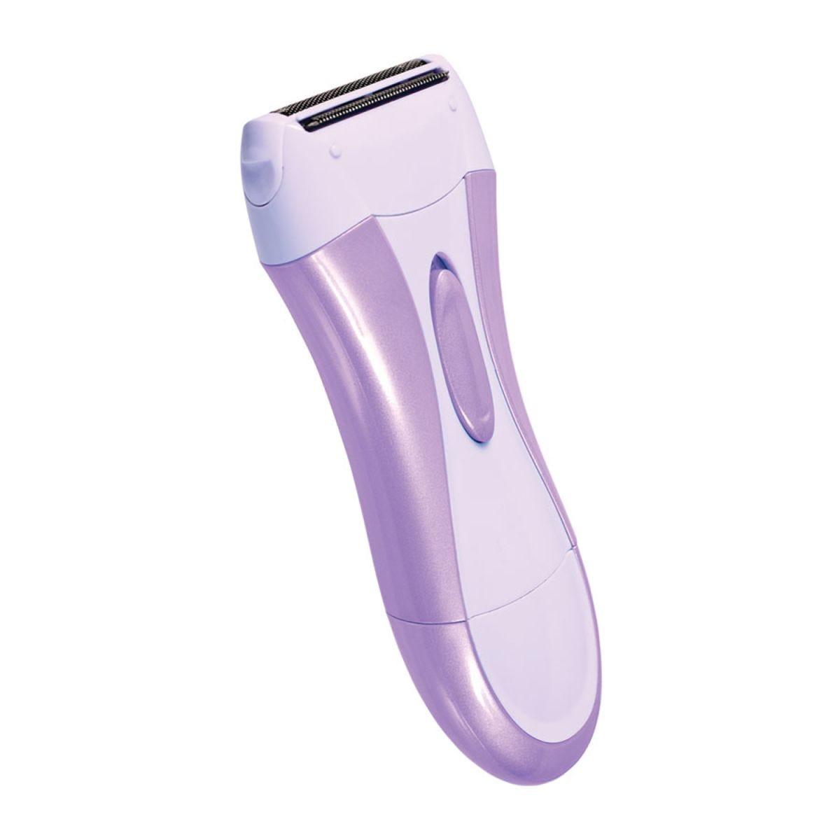 Bauer 38730 Cordless Quick Charge Lady Shaver – Purple