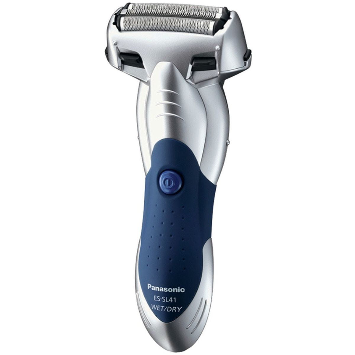 Panasonic 3-Blade Silver Wet and Dry Men's Electric Shaver