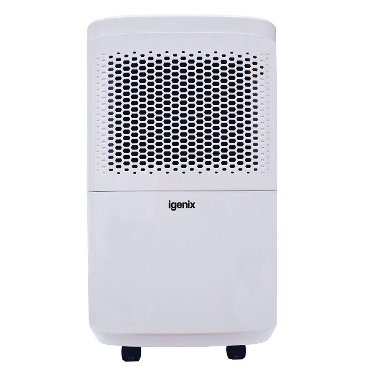 Igenix IG9813 12L Dehumidifier - White