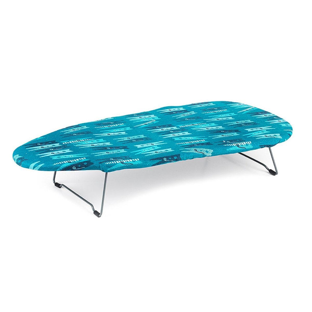 Beldray 73 x 33cm Table Top Ironing Board - Peg Print