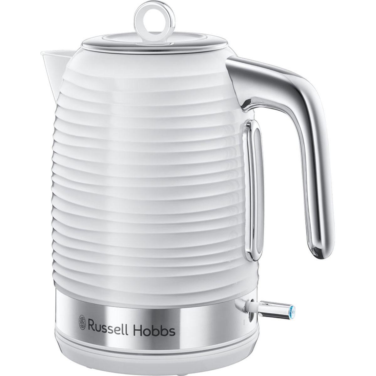 Russell Hobbs 24360 1.7L Inspire 3000W Fast Boil Kettle - White