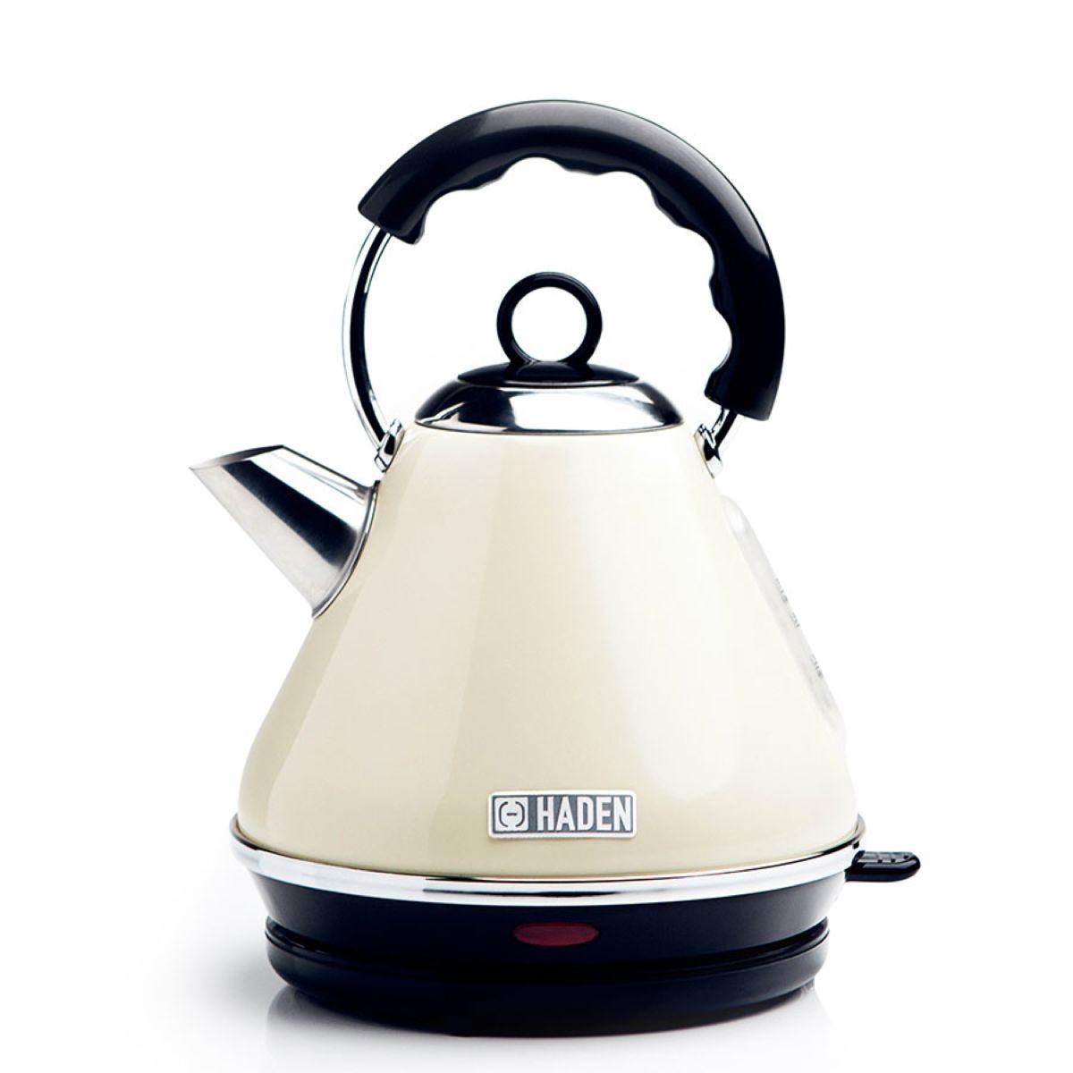 Boston Black 1.7 litre Kettle
