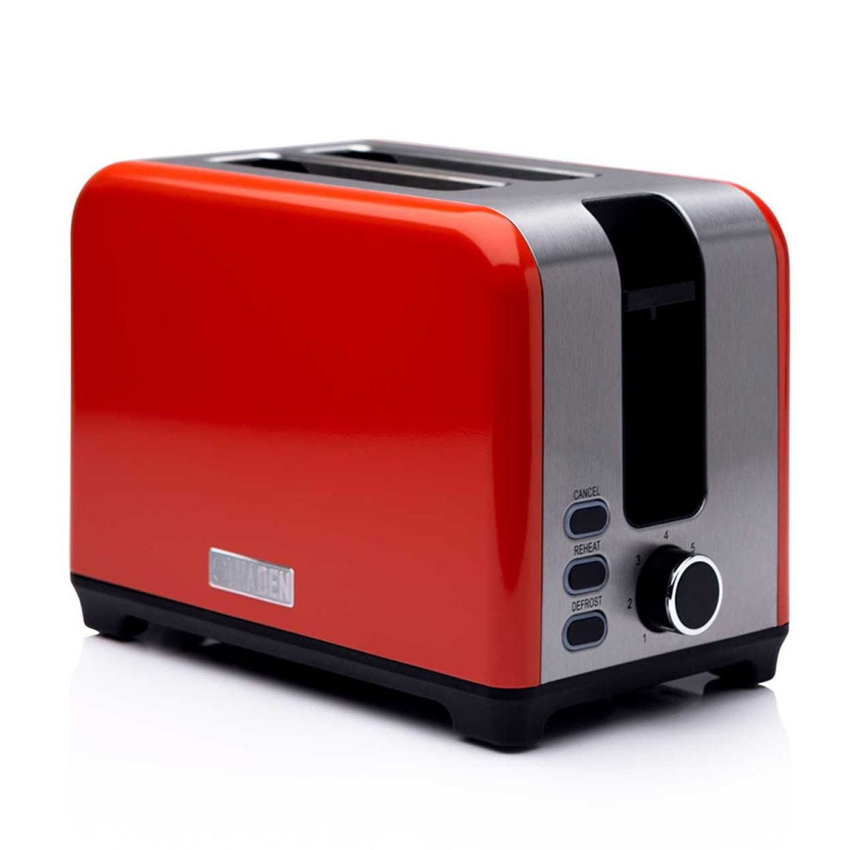 Haden Jersey 2-Slice Toaster - Marmalade