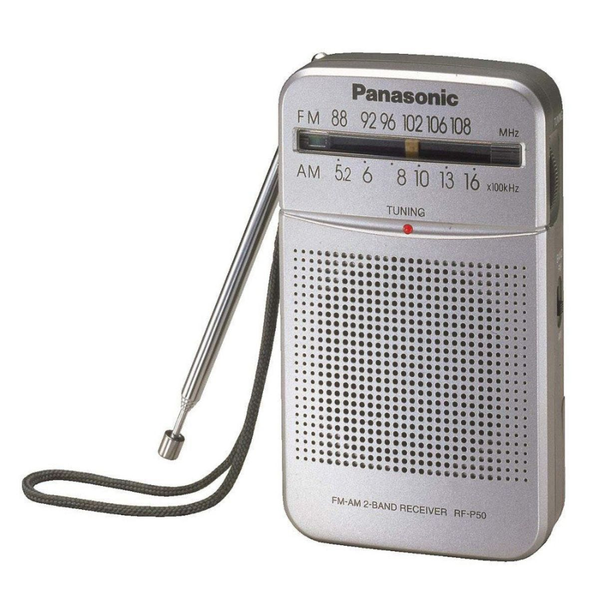 Panasonic Portable Pocket Radio