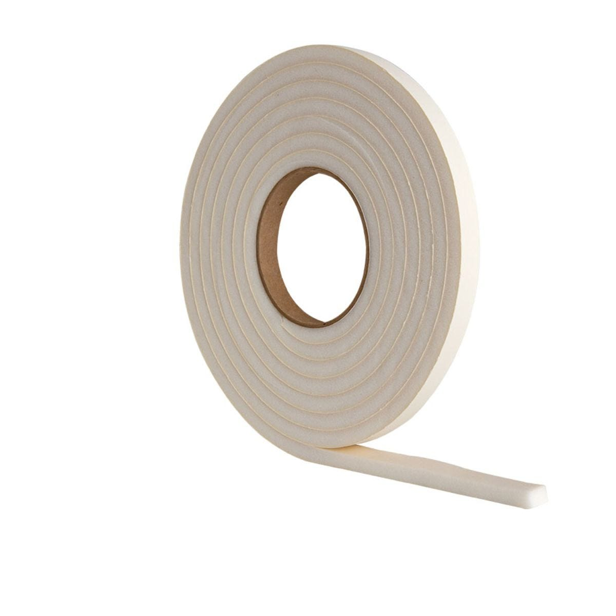 Stormguard Extra-Thick White Rubber Weather Seal - 3.5m