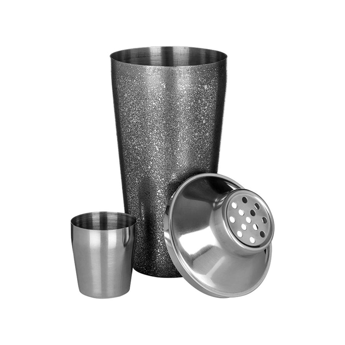 Premier Housewares Cocktail Shaker - Stainless Steel