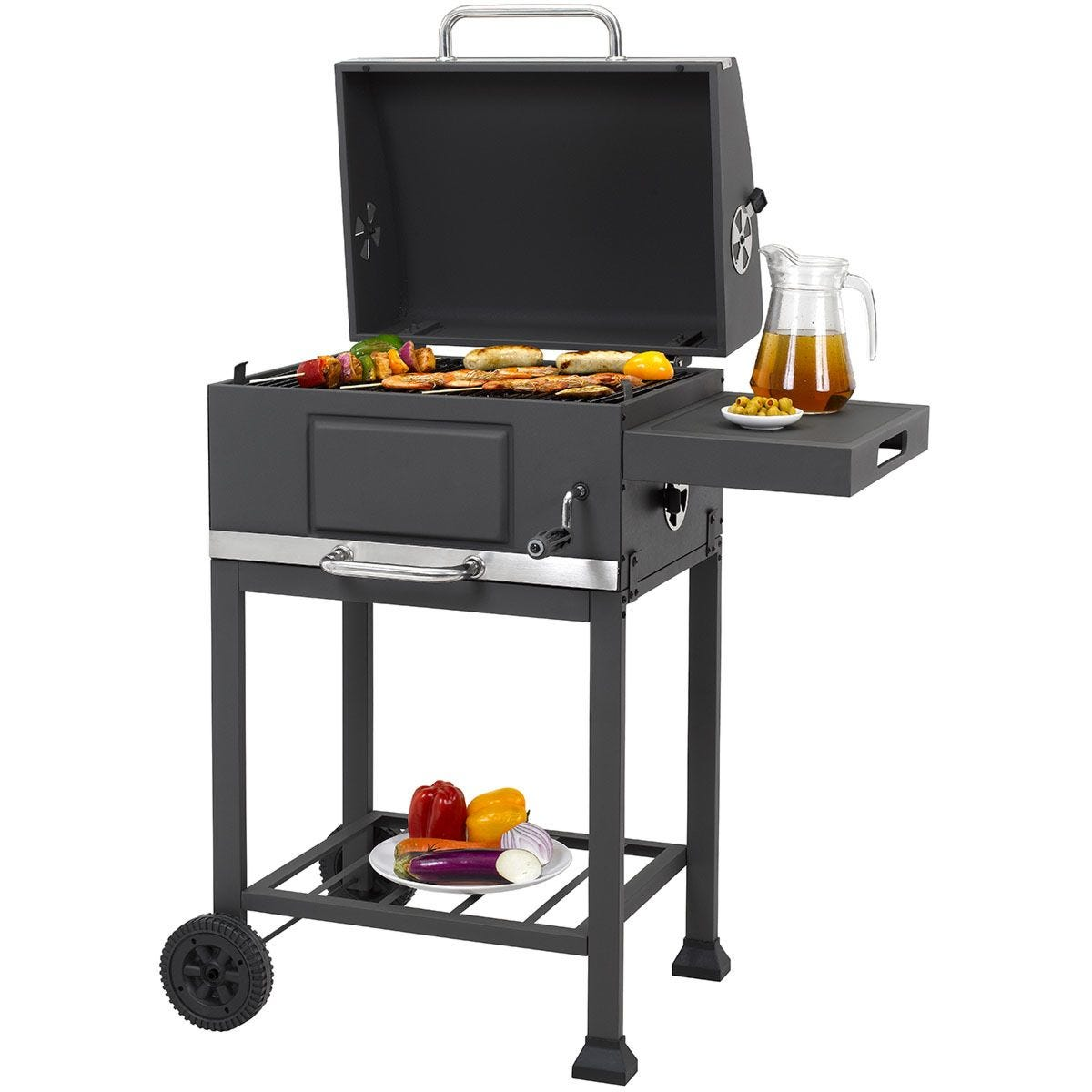 Tepro Toronto Basic Trolley Grill Barbecue