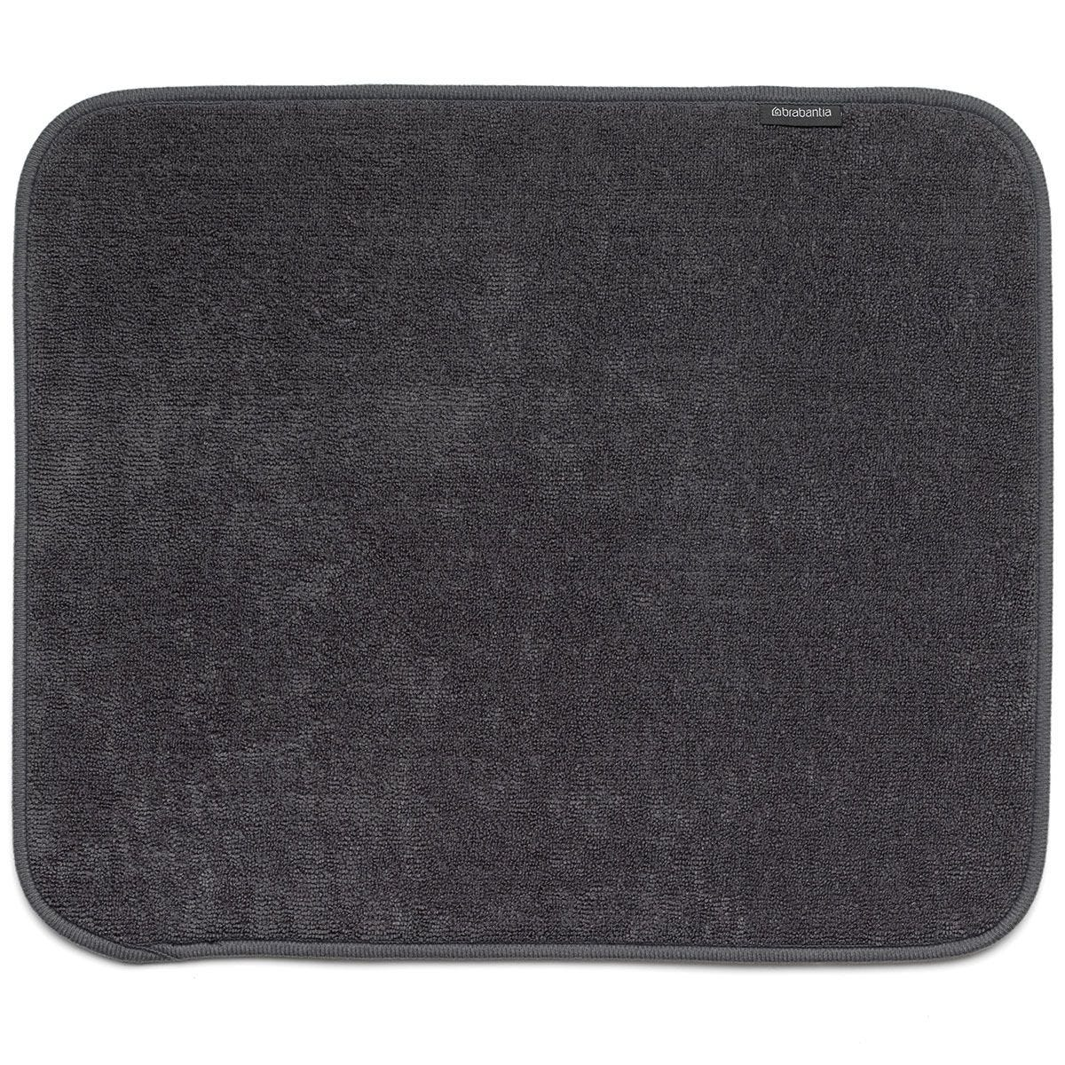 Brabantia Microfibre Dish Drying Mat - Grey